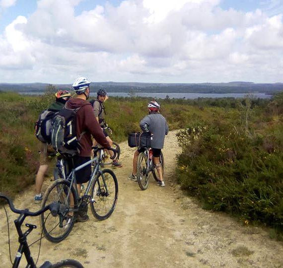 Kreiz-Breizh war velo # 3: 140 km d'aventure en breton