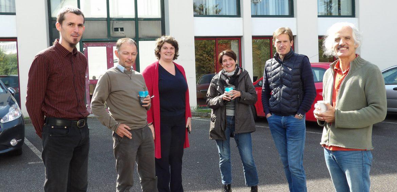 Le nouveau centre de formation Roudour à Quimper