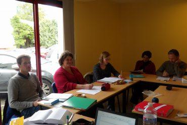 Réunion d'information sur la formation de janvier à Quimper