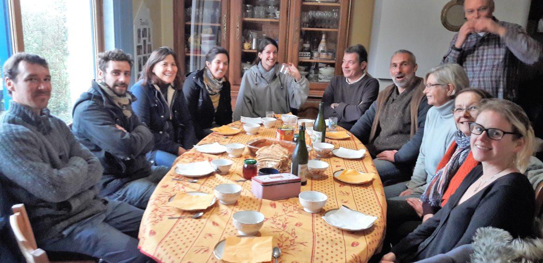 Stajidi Roudour Lannuon : Tost 6 miz a eskemmoù hag a blijadur / Près de 6 mois d'échanges et de plaisirs partagés