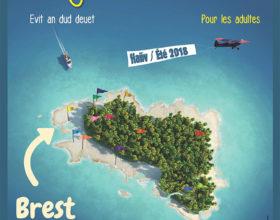 Staj brezhoneg an hañv e Brest / Stage d'été de breton à Brest