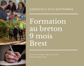 RDV Info: formation au breton de 9 mois à Brest, tout savoir