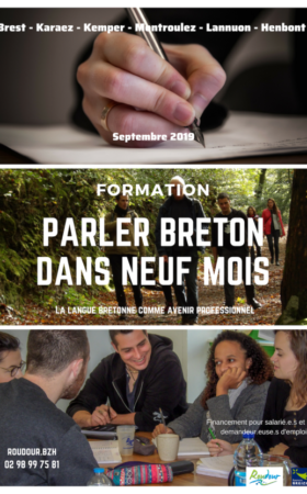 RDV Info: formation au breton de 9 mois à Morlaix, tout savoir