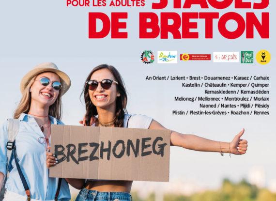 Stage de breton en Pays de Morlaix