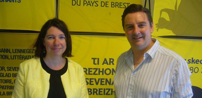Bretagne. Roudour modernise l'apprentissage de la langue bretonne – Ouest France –  3/7/2019