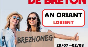 Stage de breton à Lorient