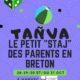 Tañva: le petit staj à Hanvec des parents en breton