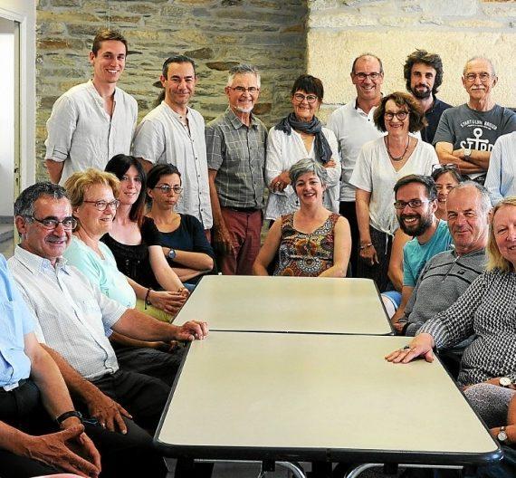 Ti an Holl. Un stage de langue bretonne très actif © Le Télégramme -26-08-2019-