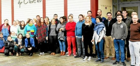 Une journée immersive en langue bretonne – Le Télégramme – 18/12/2019