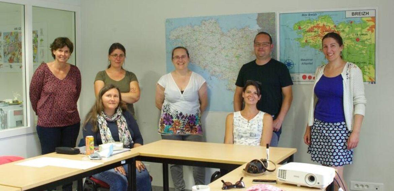 Lannion. Avec le confinement, la formation en breton du Roudour s'est tenue à distance. Ouest-France. 29/06/2020