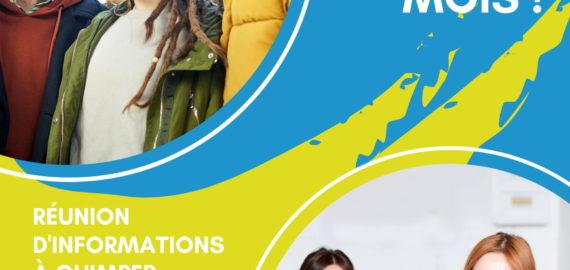 Apprendre le breton en neuf mois à Quimper : réunion d'informations le 3 mars