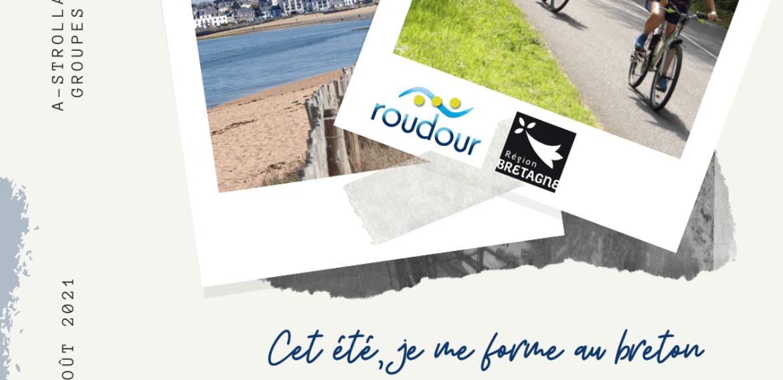 Cet été, prenez un bon bol d'air déconfiné en apprenant le breton à vélo !