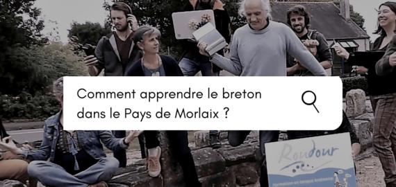 Rentrée 2021-2022 : comment apprendre le breton dans le Trégor ?