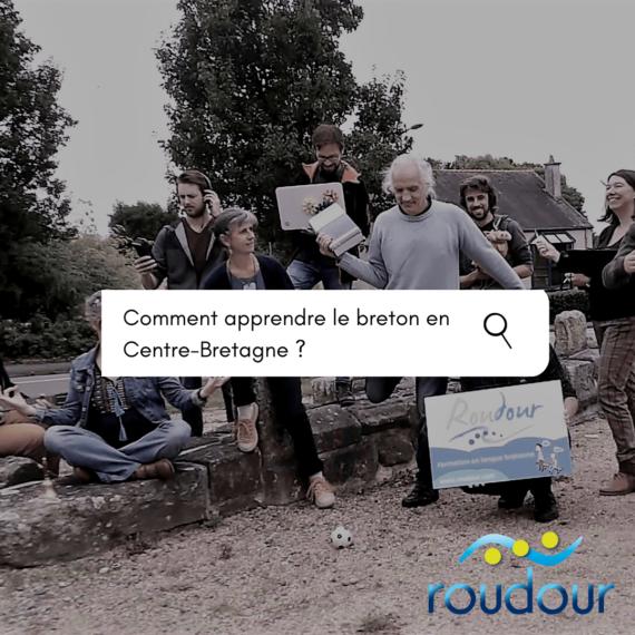 Rentrée 2021-2022 : comment apprendre le breton en Centre-Bretagne ?