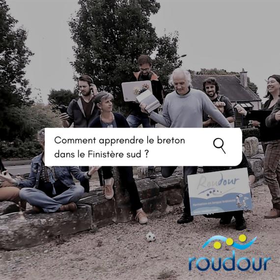 Rentrée 2021-2022 : comment apprendre le breton en Finistère sud ?